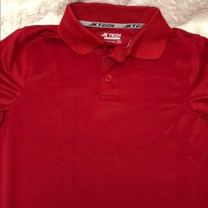 Other - Boy's red polo